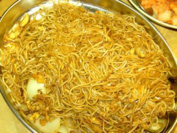 Chinesische Nudel - Rezept