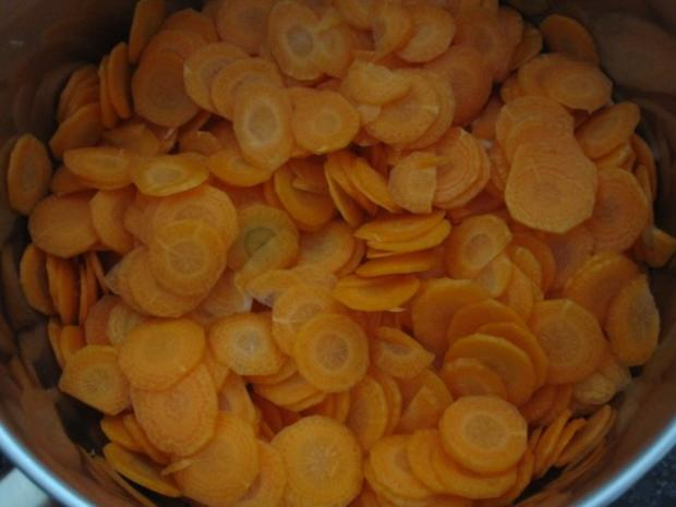 Karotten-Ingwer-Suppe - Rezept - Bild Nr. 3