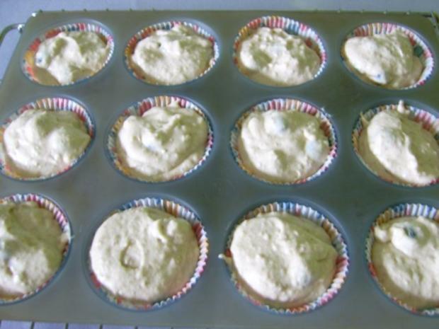 Blaubeer-Muffins - Rezept - Bild Nr. 2