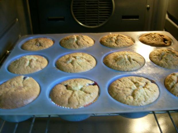Blaubeer-Muffins - Rezept - Bild Nr. 3