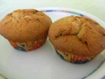 Rezept: Blaubeer-Muffins