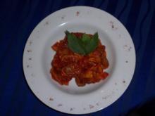 Tomaten-Maultaschenpfanne - Rezept