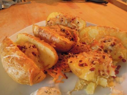 Backkartoffeln - Rezept