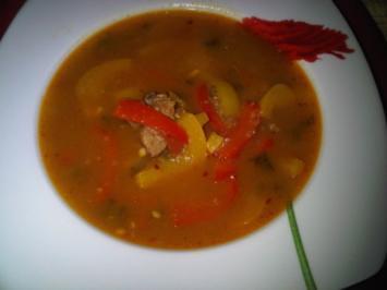Chorba - Orientalische Suppe - Rezept