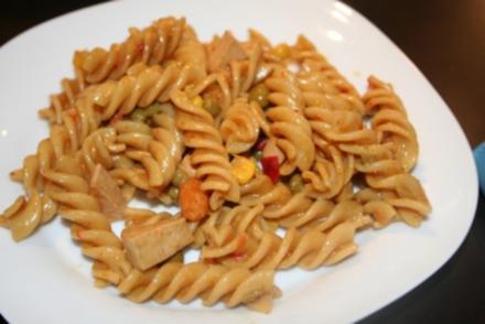 chinesischer Nudelsalat - Rezept
