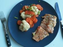 Scharfes Dunst-Fischli quick - Rezept