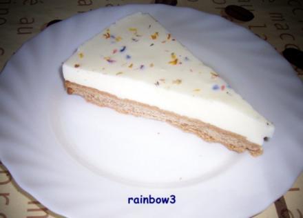Backen: Zitronige Sahne-Torte mit zweierlei Sahne - Rezept