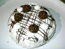 kleine Rocher-Torte - Rezept