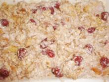 Kirschenmichel - Rezept
