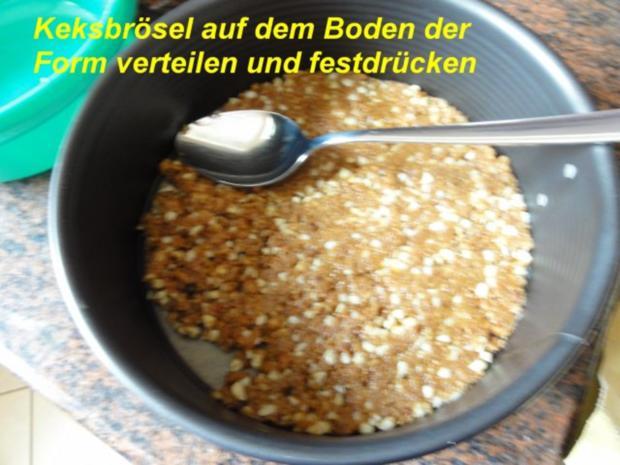 KuchenZwerg:   ERDBEER-JOGHURT-TORTE - Rezept - Bild Nr. 5