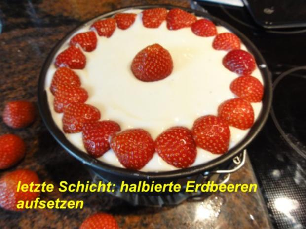 KuchenZwerg:   ERDBEER-JOGHURT-TORTE - Rezept - Bild Nr. 10