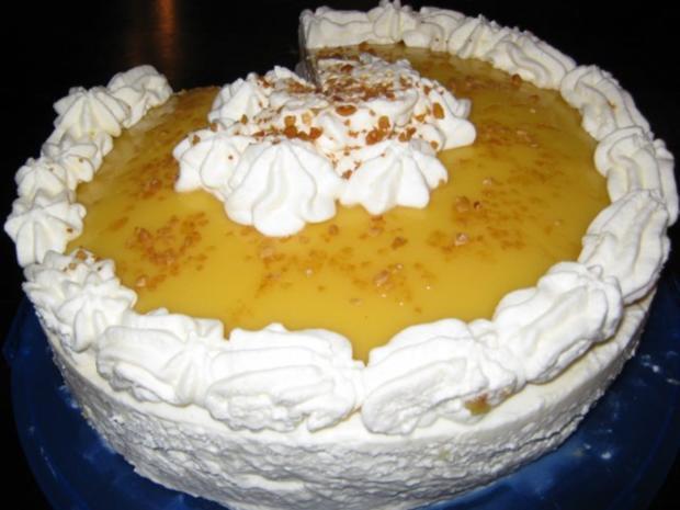 Mango Sauerrahm Joghurt Torte Rezept Mit Bild Kochbar De