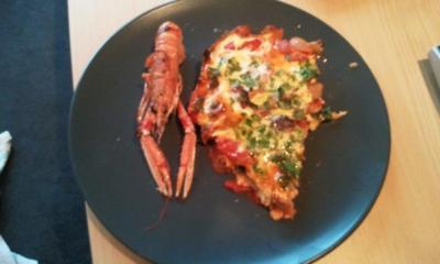 Nightcookers Fisch-Reste-Lukullus-Auflauf - Rezept