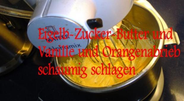 Schokoladen-Torte mit Johannisbeer-Gelée - Rezept - Bild Nr. 4