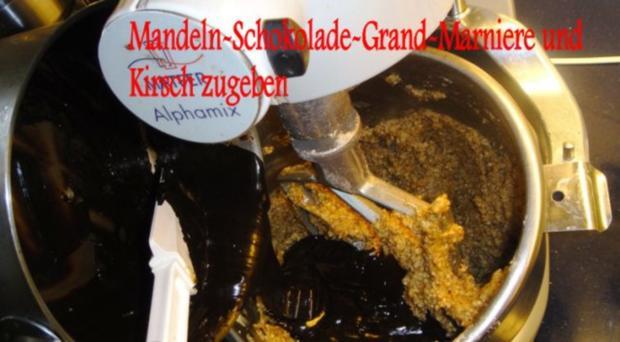 Schokoladen-Torte mit Johannisbeer-Gelée - Rezept - Bild Nr. 6