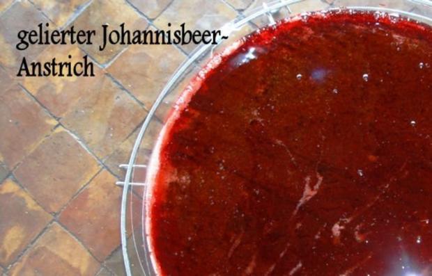 Schokoladen-Torte mit Johannisbeer-Gelée - Rezept - Bild Nr. 10
