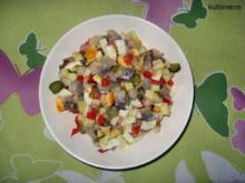 Häckerle vom Matjes - Rezept