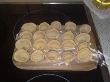 Tortellini ala stincky - Rezept