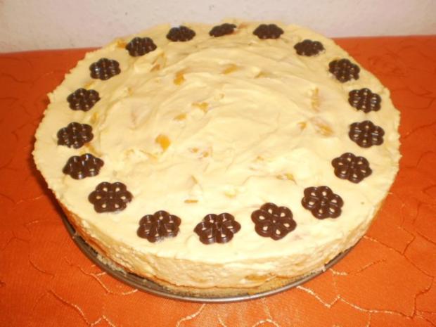 Ulli`s James-Bond-Torte - Rezept