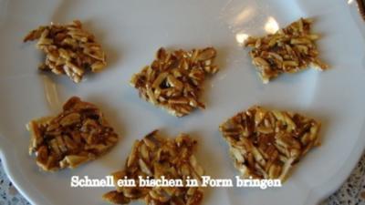 Krokant - selbst hergestellt - Rezept