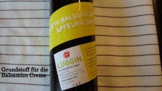 Balsamico Creme - Rezept - Bild Nr. 2