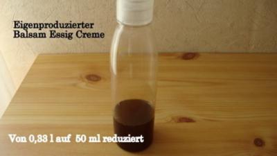 Balsamico Creme - Rezept