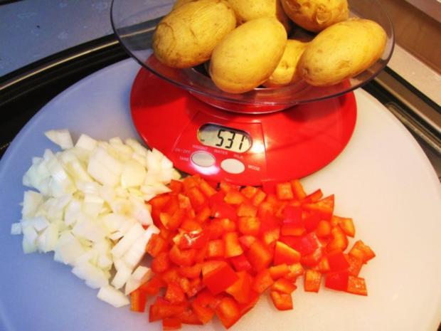 Russischer Kartoffelsalat - Rezept - Bild Nr. 4