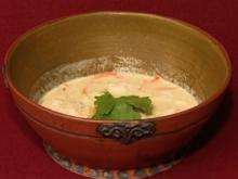 Thors Fischzug - Fischsuppe mit Rollgerste (Tommy Krappweis) - Rezept