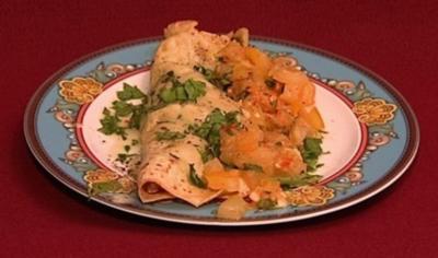 Warme Hummer Tacos mit Texan Salsa (Shawne Fielding) - Rezept
