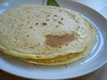 Pfannkuchen - Rezept