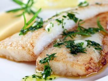 Rezept: einfache Soße zum Fisch