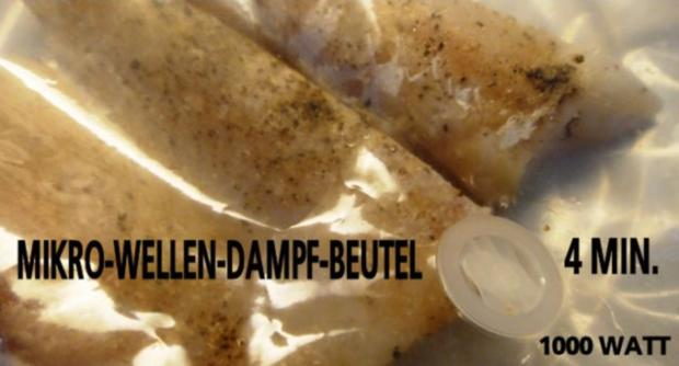 Kabeljau-Filets à la Marcos - Rezept - Bild Nr. 6