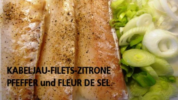 Kabeljau-Filets à la Marcos - Rezept - Bild Nr. 5