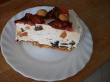 Pflaumen-Amarettini-Torte - Rezept