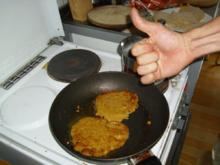 Gemüse Burger - Schlawenzer Art - Rezept
