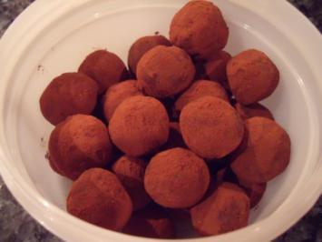 Baileys Pralinen - Rezept