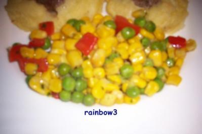 Kochen: Buntes Pfannengemüse - Rezept