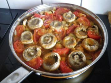Gemüsetopf - Rezept
