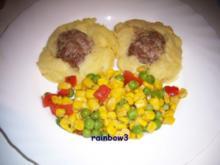 Kochen: Kartoffel-Nester mit Hackfleischfüllung - Rezept