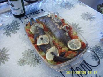 Trucha a la Anne - Rezept
