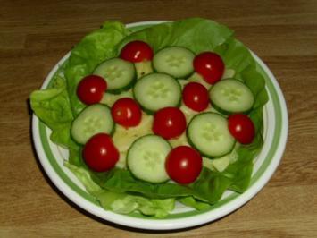 Backhendl-Salat - Rezept