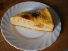 Vanille-Mirabellen-Sauerkirsch-Wähe - Rezept