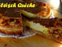 Fleisch - Quiche à la Marcos - Rezept