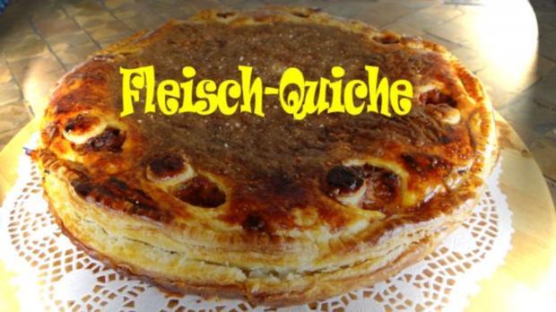 Fleisch - Quiche à la Marcos - Rezept - Bild Nr. 11