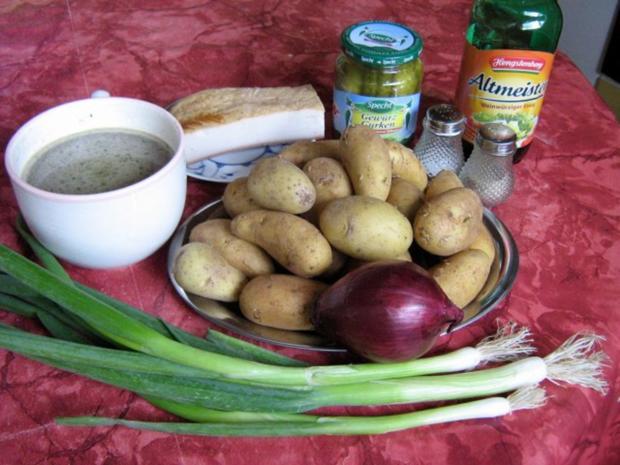 Speck-Kartoffelsalat... - Rezept - Bild Nr. 2