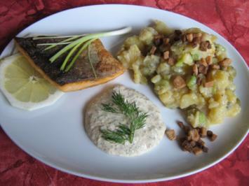 Rezept: Speck-Kartoffelsalat...