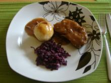 Sauerbraten einlegen - Rezept