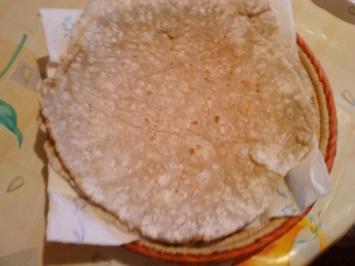 Rezept: Chapati