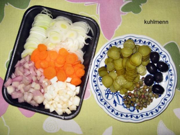 Soljanka mit Meeresfrüchten - Rezept - Bild Nr. 6