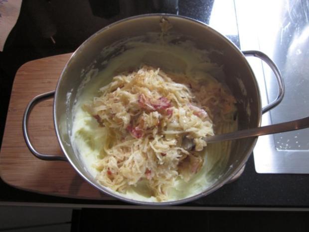 Sauerkrautpüree - Rezept - Bild Nr. 3